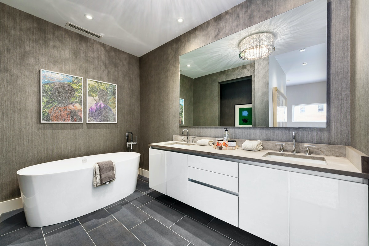 Three Sixty West Master Bath