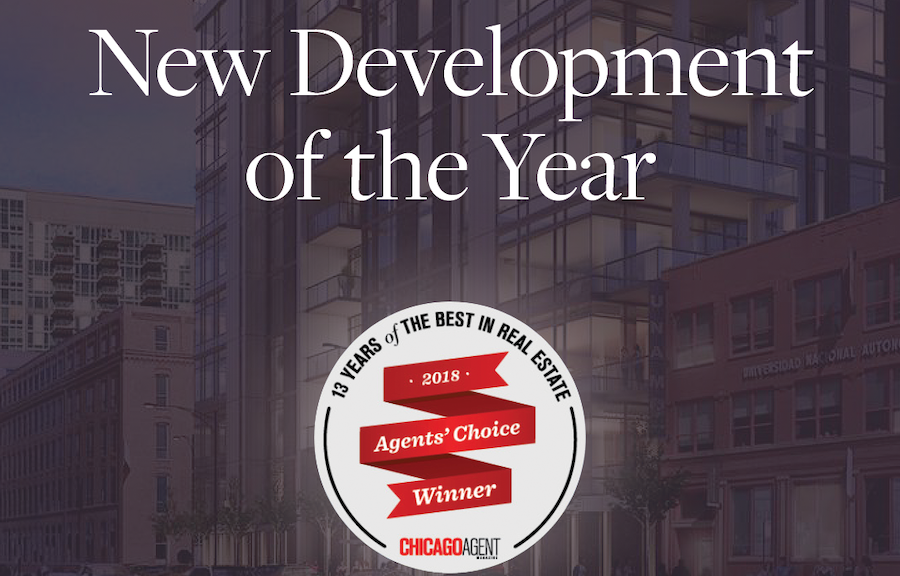 Three Sixty West New Development of the Year